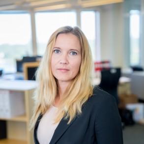 Helene Fredin - Omega Ekonomi AB